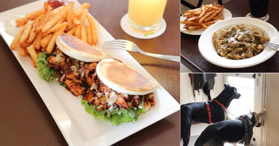 台南 異國料理竟然將割包入菜,成大附近寵物友善餐廳 台南市北區|Rocky's spot 洛基早午餐