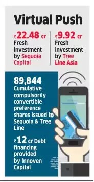 Money in the bank for MobiKwik, as Sequoia and Tree Line Asia wire in cash