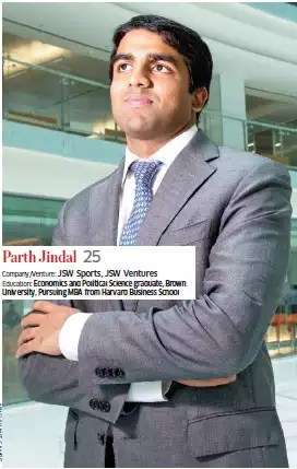 Heirs of some of India's biggest tycoons are charting their own entrepreneurial path
