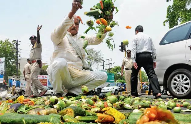 Government must look at policy options that go beyond loan write-offs to address farmers' woes