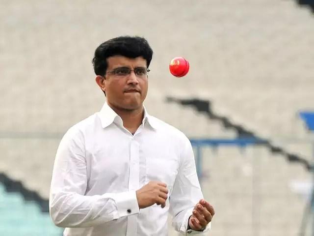 Ganguly Expresses His Wish To Become Indian Cricket Coach - నాకు కోచ్ కావాలని చాలా ఆసక్తిగా ఉంది