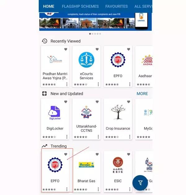 PF balance: How to check, download PF details via UMANG mobile app ...