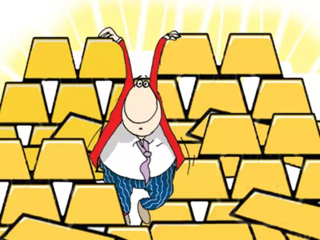 Gold Prices Down And Reaches To 37K INR