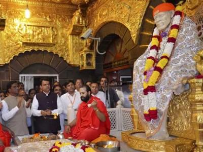 banks refuse to take coins donated to Shirdi Sai Temple