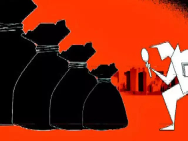 Financial Crimes In India Are On RIse With 44016 Crimes In Last 10years