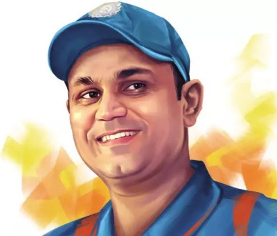 sehwag will join politics if he gets 100crores