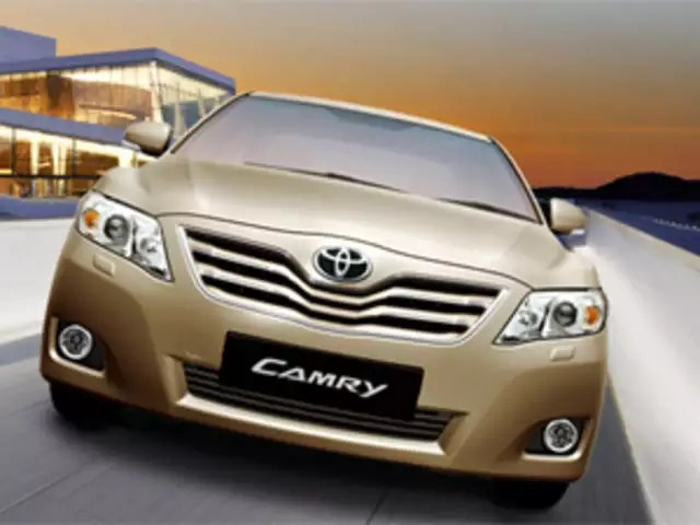 all new camry india launch mitsubishi xpander vs grand veloz toyota to its premium luxury car in on august 24