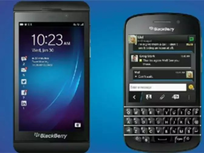 Android Apps Blackberry Z10