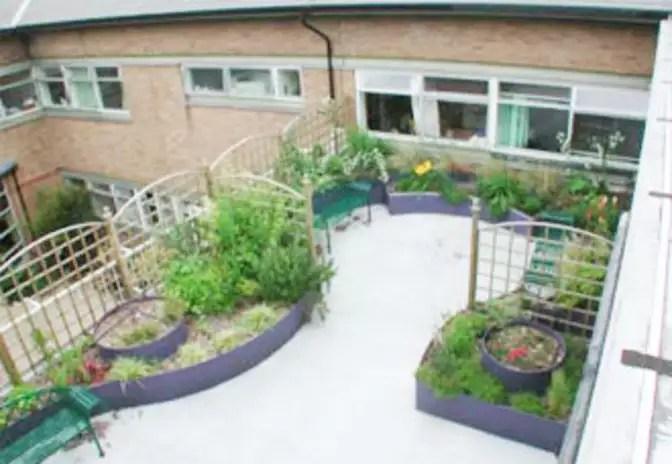 Building Terraced Garden