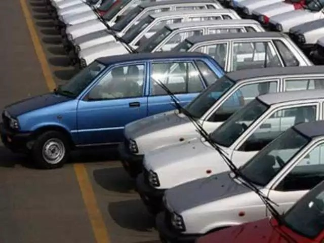 maruti india reduces/cuts production for third time