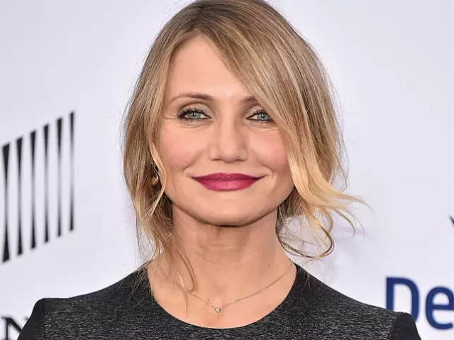 Nude Pictures Of Cameron Diaz Surface Online