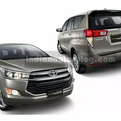 All New Kijang Innova G 2017 Alphard 3.5 Q A/t 2016 Toyota Features And Specifications