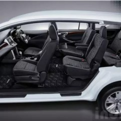 Dimensi All New Kijang Innova 2016 Jual Grand Avanza 1.5 Engine And Gearbox Toyota Features Safety