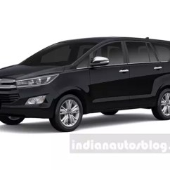 Dimensi All New Kijang Innova 2016 Toyota Camry 2012 Engine And Gearbox Features Exterior