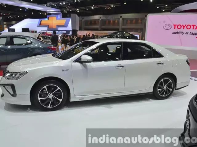 all new toyota camry 2018 thailand agya trd matic 5 cars to watch out for from before five