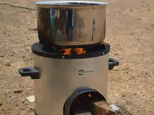 kitchen cook stoves portable islands for the biomass cooking stove maker greenway raises 2 5 million appliances said two out of every three households in country continue to