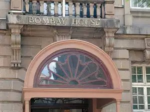 Bombay House, the Tata group's headquarters in Mumbai, has become the first and only heritage building in the country to receive 'Platinum Rating' by the IGBC.