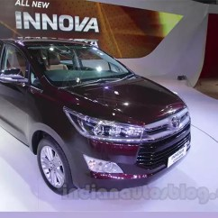 All New Kijang Innova 2.4 G At Diesel Konsumsi Bbm Grand Veloz Price List Toyota Crysta Launched Rs 13 84 Lakh The