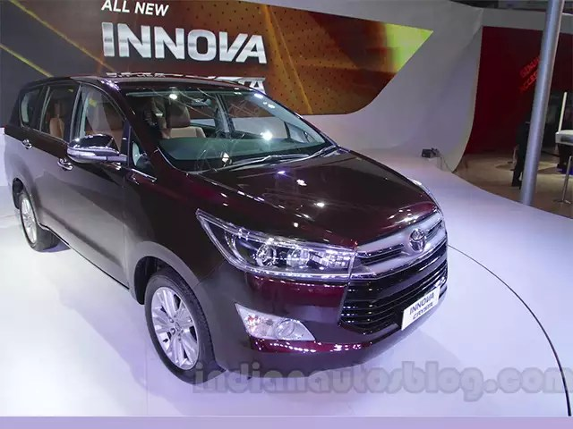 all new kijang innova 2.4 g at diesel toyota avanza grand veloz 2016 price list crysta launched rs 13 84 lakh the