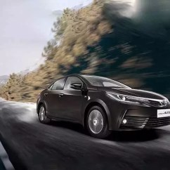 New Corolla Altis Launch Date Harga Mobil All Vellfire Toyota Launches Priced Up To Rs 19 91 Lakh Facelifted