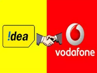 Image result for • Vodafone, Idea CEOs expect merger