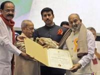 K Viswanath honoured with Dada Saheb Phalke award