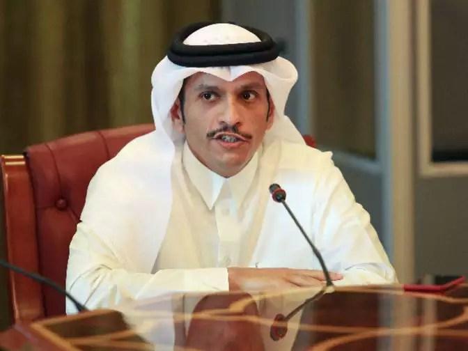Image result for Sheikh Mohammed bin Abdulrahman al-Thani, photos