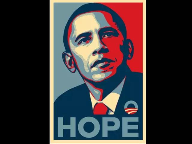barack obama s hope iconic posters