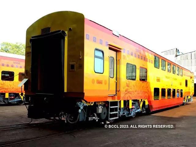 Amaravathi-Vizag Uday Double AC Train Is Delayed Without Causes