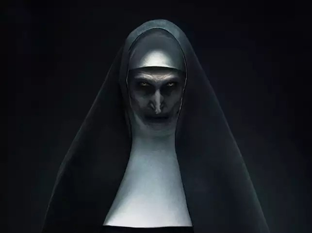 the nun review nothing
