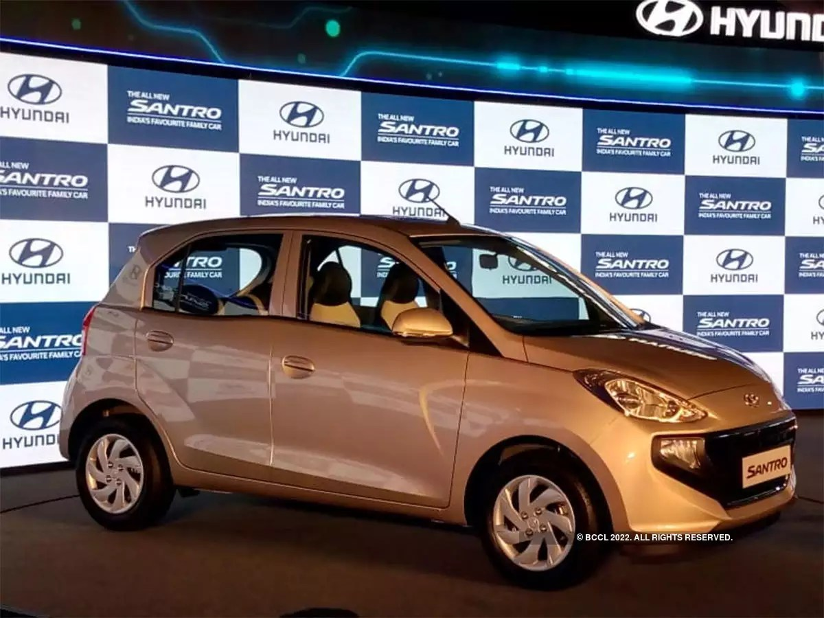 hight resolution of santro price hyundai motor launches santro in india at a price of rs 3 89 lakh