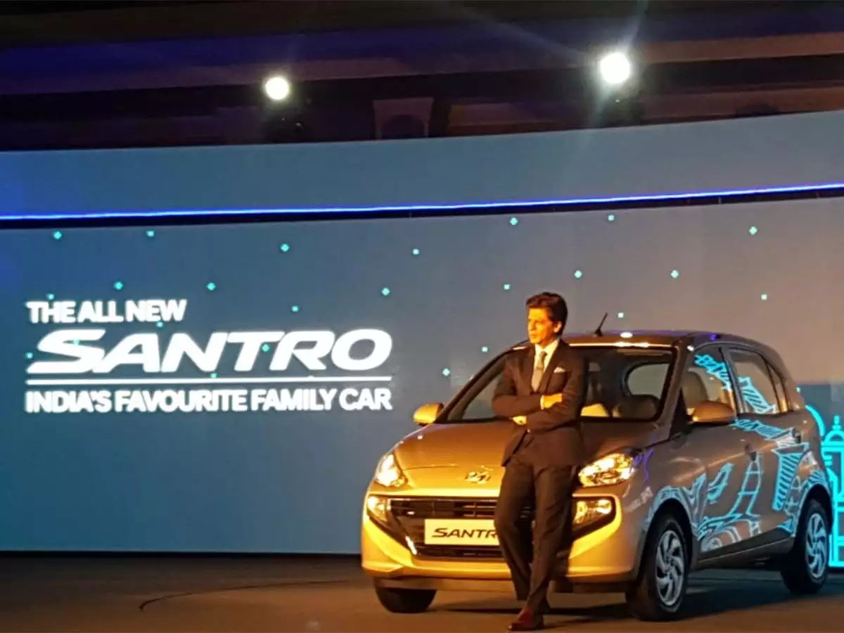 hight resolution of hyundai receives over 38 000 bookings for new santro