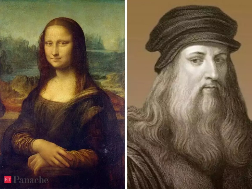 Mona Lisa: Leonardo Da Vinci may have had a condition that prevented him  from finishing Mona Lisa - The Economic Times