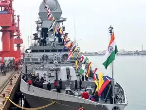 indian navy fifth service