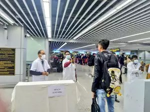 coronavirus in kolkata: Two passengers put in isolation for ...