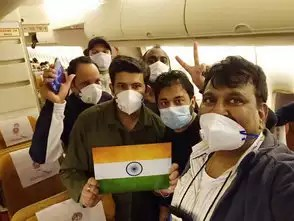 Coronavirus updates: Indians stuck in corona outbreak board an Air ...