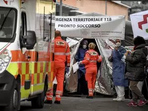 Coronavirus accelerates in Italy by 50%; death toll stands at 34 ...