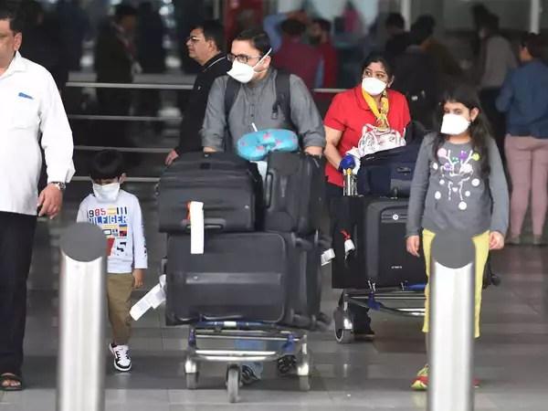 Coronavirus Updates: Govt bans travellers from EU, Turkey & UK ...