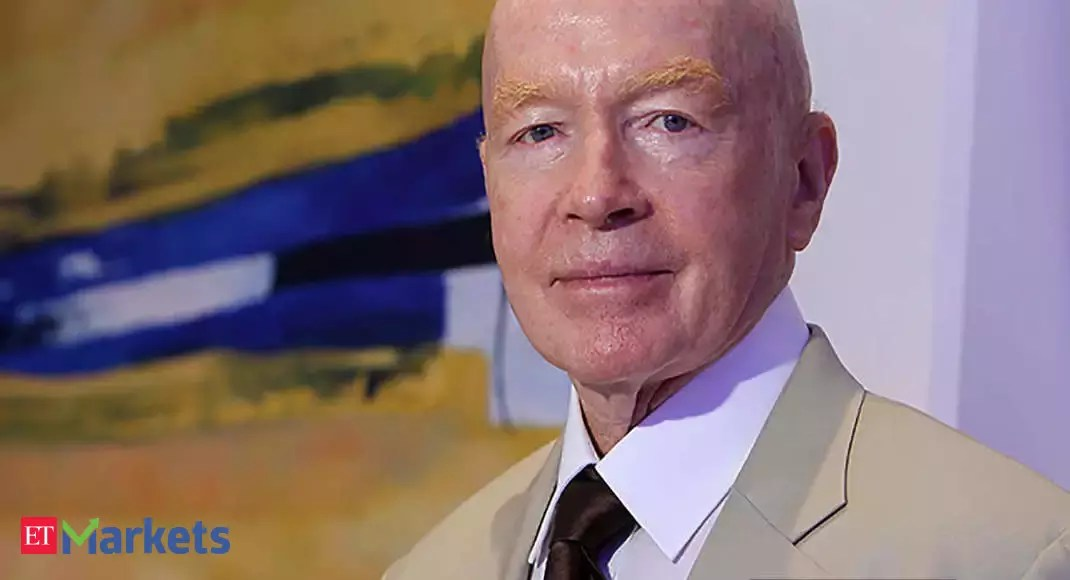 Indian market won't test March lows but expect a big correction: Mark Mobius