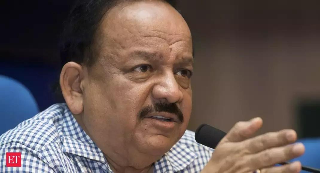 Union health minister Harsh Vardhan says 'Delhi should employ stringent measures'