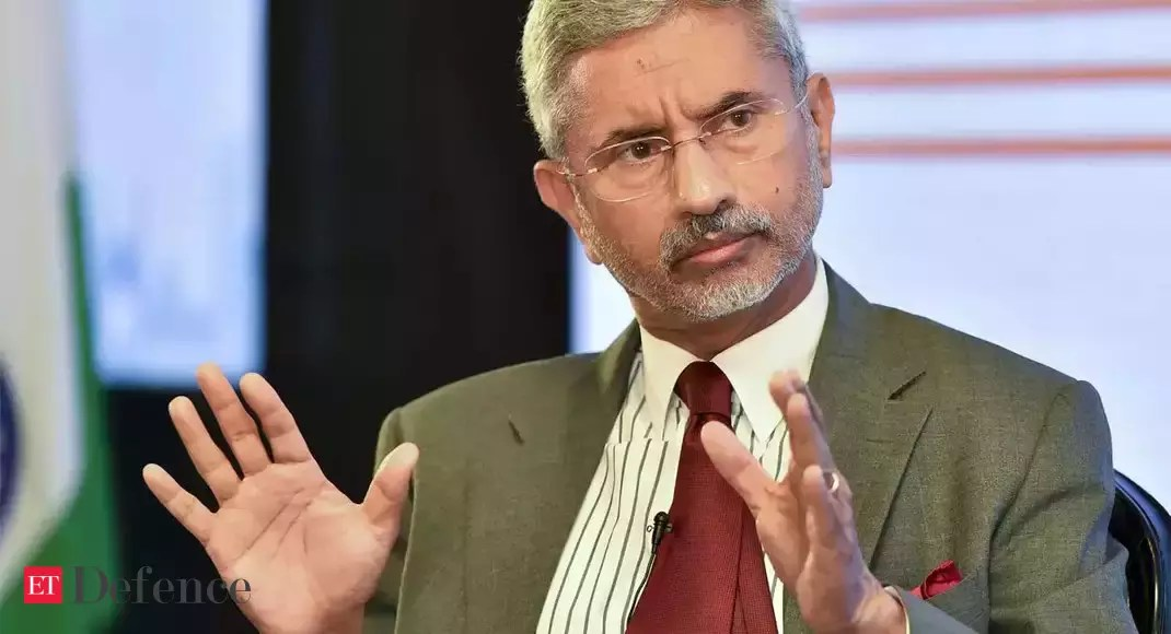 It is a work in progress, EAM Jaishankar on disengagement and de-escalation on Sino-Indian border