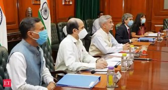 India hits out at Pakistan for raising Kashmir issue at CICA meet
