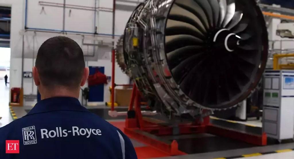 Virus-hit Rolls-Royce launches £5.0-billion belief to raise funds thumbnail