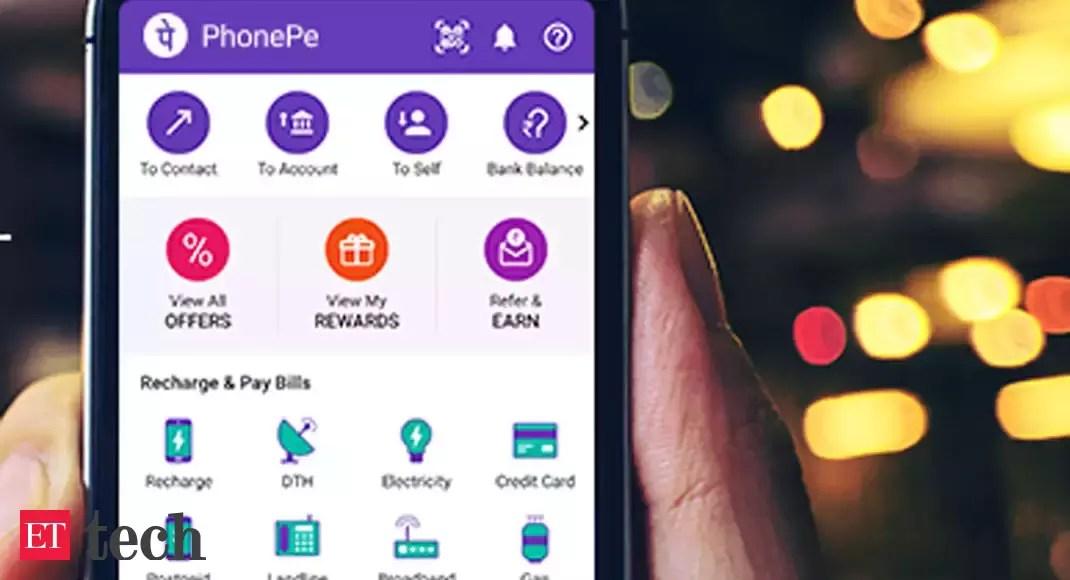 PhonePe logs $388 billion in annual TPV dart fee, crosses 1 bn UPI transactions in March thumbnail