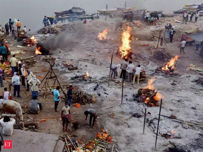 uttar pradesh reports 167 covid-19 deaths, highest in a day so far - the economic times