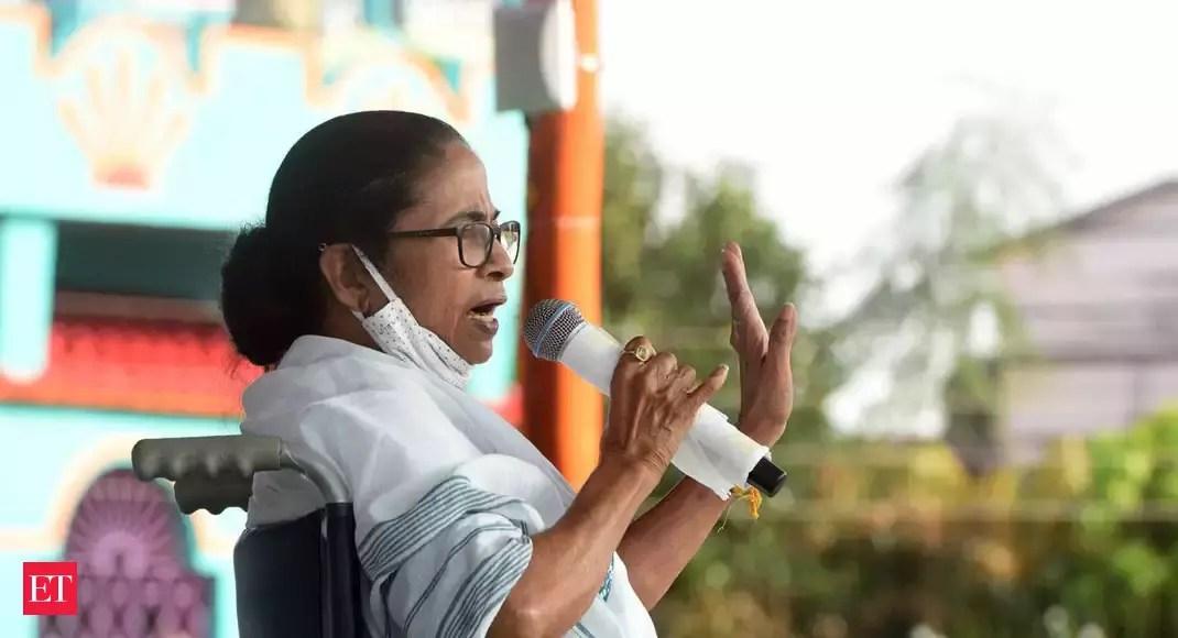 People interested in 'COVID ki baat', and not 'Mann ki baat', says Mamata Banerjee