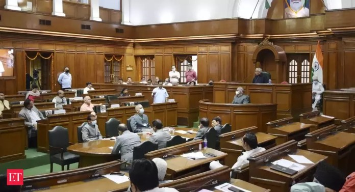 New law leaves Delhi's elected govt toothless, all powers with LG | Latest News Live | Find the all top headlines, breaking news for free online April 29, 2021