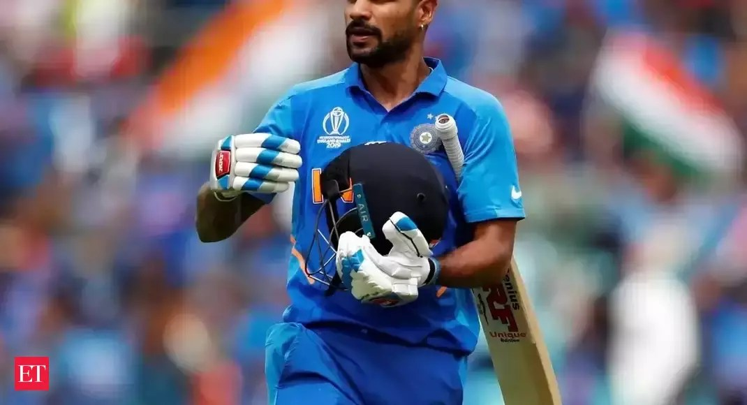 COVID-19: Dhawan to donate Rs 20 lakhs, IPL post-match awards prize money to 'Mission Oxygen'