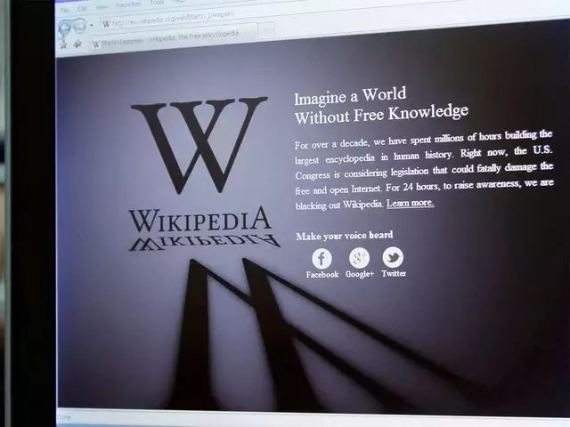 Wikipedia: Wikipedia now has over 6 million articles in English ...