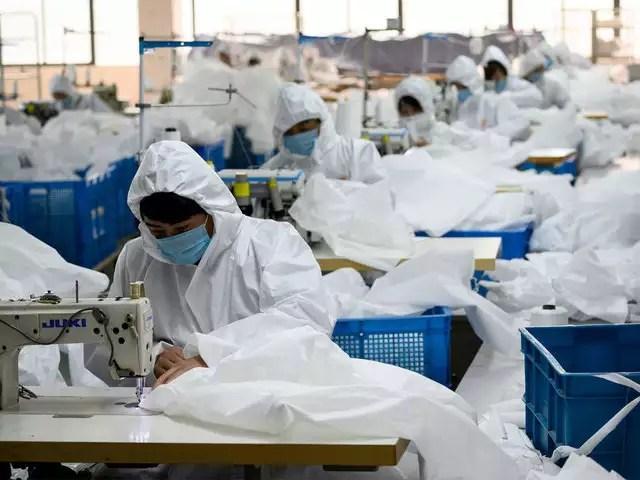 coronavirus: China spins coronavirus crisis, hailing itself as a ...
